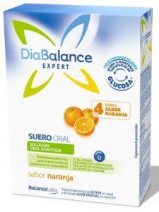 Diabalance expert suero oral diabetes